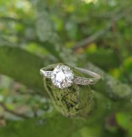 18ct Wg 1ct Solitaire Diamond (5 of 5)