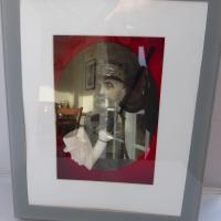 WW1 Framed Marshall Foch WW1 Clay Pipe (2 of 2)