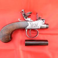 Scottish Flintlock Pocket Pistol (6 of 6)