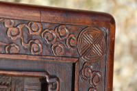 Superb Chinese Carved Hardwood Chest / Blanket Box (7 of 31)