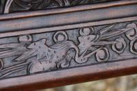 Superb Chinese Carved Hardwood Chest / Blanket Box (8 of 31)