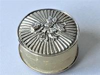 Delightful Georgian Silver Cotton Waxer (3 of 4)