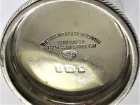 Quality Art Deco Silver Pepper Pot (4 of 5)