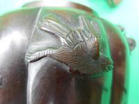 Japanese Bronze Koro (5 of 6)