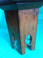 Small Middle-Eastern Side Table (3 of 3)