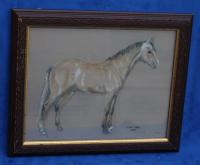 Study of a Horse  by Marjorie Turner