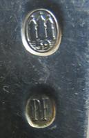 Mid Century Danish Silver Spoon by Poul C. Lütken Frigast (5 of 6)