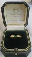 Mozafarian - Vintage Emerald, Diamond and 18ct Gold Ring - 1973 (10 of 14)