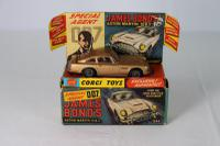 Corgi Toys James Bond Aston Martin Db5