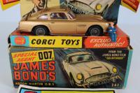 Corgi Toys James Bond Aston Martin Db5 (3 of 6)
