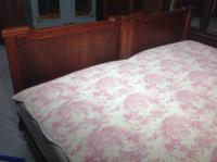French Inlaid Emperor Bed (4 of 13)