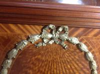French Inlaid Emperor Bed (10 of 13)