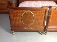 French Inlaid Emperor Bed (12 of 13)