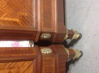 French Inlaid Emperor Bed (2 of 13)