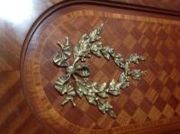 French Inlaid Emperor Bed (9 of 13)