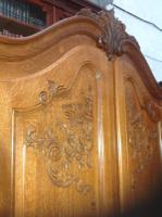 French Oak Carved Armoire (3 of 14)