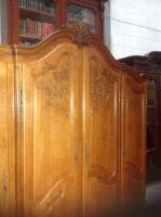 French Oak Carved Armoire (6 of 14)