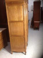 French Oak Carved Armoire (10 of 14)