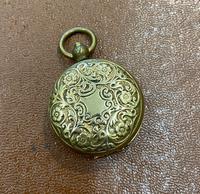 Brass Sovereign Case / Holder c.1890 (2 of 3)