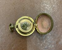 Brass Sovereign Case / Holder c.1890