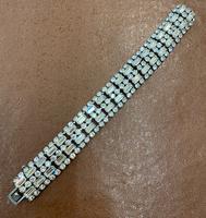 Paste Bracelet c.1950
