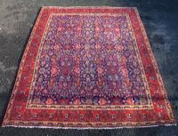 Tabriz Carpet Rug 374 X 295 cm Fine Quality Antique