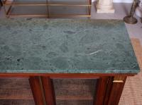 Pier Cabinet Marble Rosewood Glazed Bookcase (6 of 11)