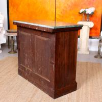 Pier Cabinet Marble Rosewood Glazed Bookcase (11 of 11)