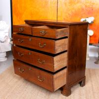 18th Century Oak Chest of Drawers George III (11 of 12)