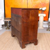 18th Century Oak Chest of Drawers George III (12 of 12)