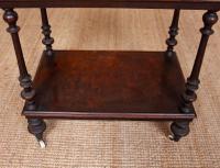 Etagere 19th Century Portable Walnut Whatnot (6 of 10)