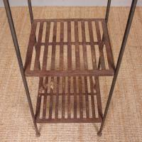 French Wrought Iron Etagere Whatnot Shelving Stand (5 of 11)