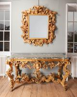 18th Century Italian Console Table From Tuscany (4 of 6)