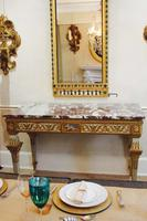 Late 18th Century North Italian Parcel-Gilt Console Table (2 of 4)