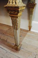 Late 18th Century North Italian Parcel-Gilt Console Table (3 of 4)