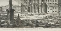 Giovanni Battista Piranesi Etching 'Santa Maria Maggiore', 3rd State c.1750 (3 of 5)