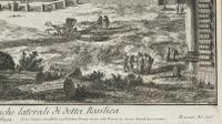 Giovanni Battista Piranesi Etching 'Santa Maria Maggiore', 3rd State c.1750 (2 of 5)