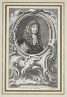 Group of 18th Century Portrait Etchings by Jacobus Houbraken (6 of 17)