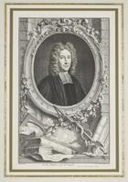 Group of 18th Century Portrait Etchings by Jacobus Houbraken (9 of 17)