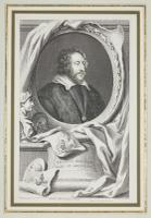 Group of 18th Century Portrait Etchings by Jacobus Houbraken (2 of 17)