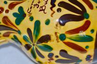 19th Century Aller Vale 'Kerswell Daisy' Pattern Jug (10 of 10)