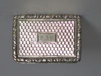 1837 Superb Vinaigrette & Made by Renowned Silversmith Nathan Mills, Birmingham (4 of 11)