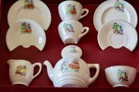 Delightful Early 20th Century Art Deco Period Child's Tea Service c.1910-1930 (2 of 19)