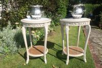 Pair of French Occasional Tables c.1910
