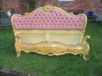Very Large Venetian Bed c.1920
