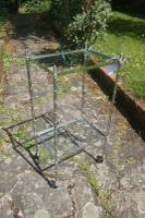 Silver Plated Trolley c.1930