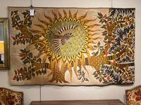 Mid Century Tapestry from Aubusson