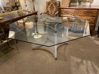 Large Mid Century Albrizzi Dining Table (9 of 11)
