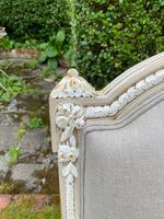 Pair of Large Upholstered French Armchairs (7 of 9)