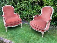 Pair of French Armchairs c.1920 (4 of 8)